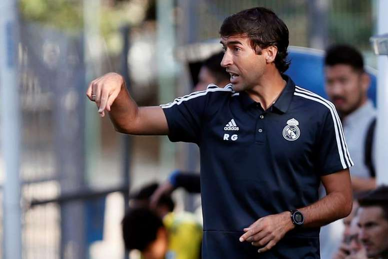 Raul is being spoken about as a Zidane replacement if one is necessary. EFE
