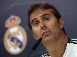Lopetegui will not be sanctioning any last-minute deals. EFE