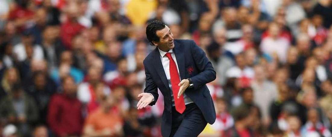 Igor Diveev podría llegar al Arsenal de Emery. EFE/EPA