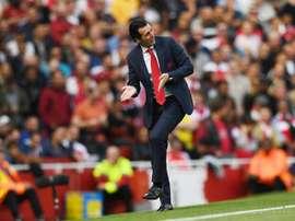 Igor Diveev pourrait rejoindre l'Arsenal d'Emery. EFE