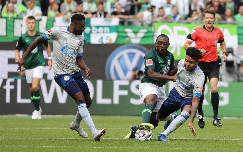El Wolfsburgo aún no conoce la derrota en la Bundesliga. EFE