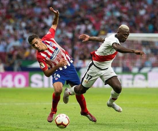 Rodrigo fait mieux que Griezmann. EFE