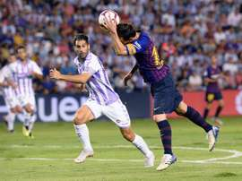 Barcelona v Real Valladolid: Preview and possible line-ups. EFE