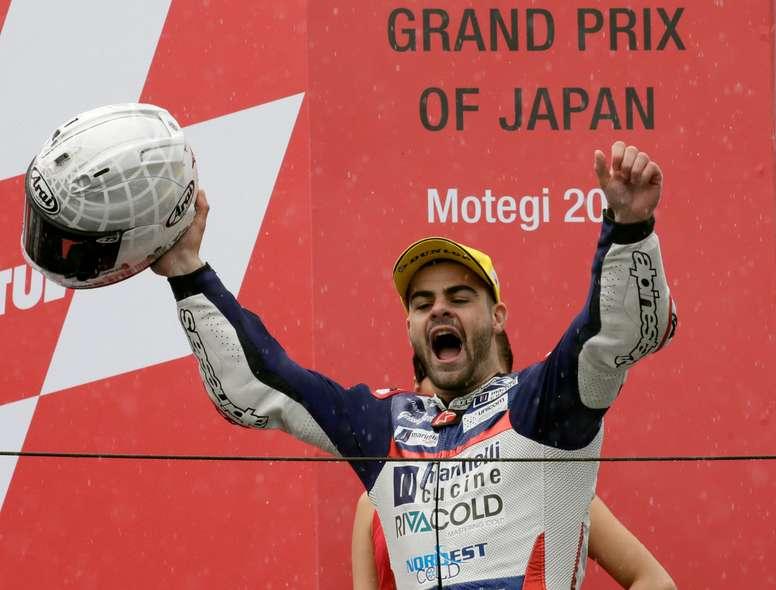 Resultado de imagen para pilotos moto 2 2019