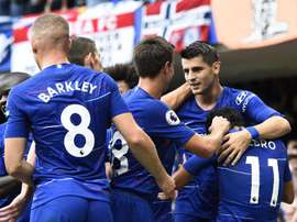 Chelsea earn favourable Europa League draw. EFE/EPA/Archivo