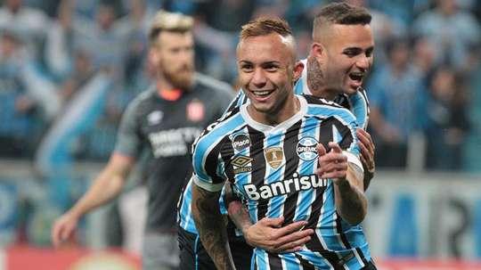 Copa Libertadores: prováveis escalações de Grêmio x Palmeiras. EFE