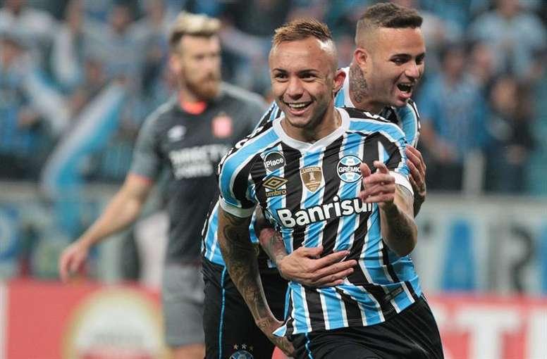Milan, piace Everton. EFE