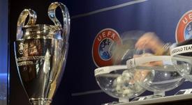 La Champions ya está aquí. EFE