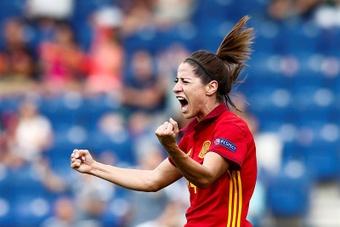 Vicky Losada analizó al detalle al Real Madrid. EFE/Archivo