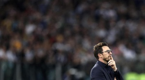 Di Francesco is concerned with his side's performances. EFE