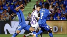 Toni Villa ha sido una de las agradables sorpresas del inicio de Liga. EFE