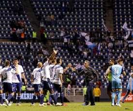 Puebla venció a domicilio a Atlas. EFE