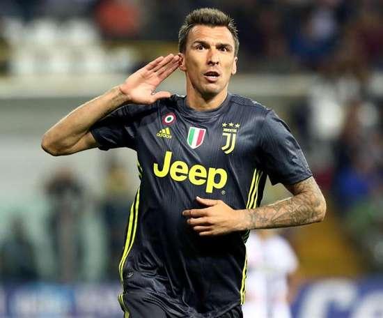 Saída de Mandzukic da Juventus custa 15 milhões de euros. EFE