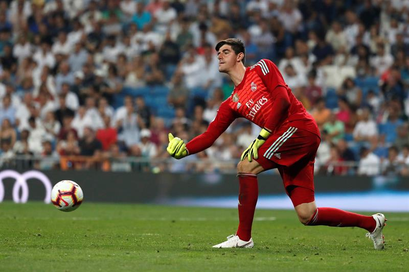 Courtois explica por qué decidió fichar por el Real Madrid