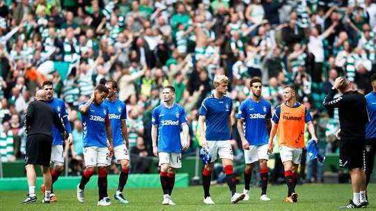 Andy McAllister is hoping the League Cup can spur Rangers on to further success. EFE/EPA