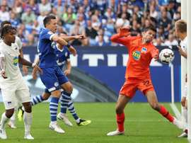 El Schalke 04 sigue sin arrancar. EFE