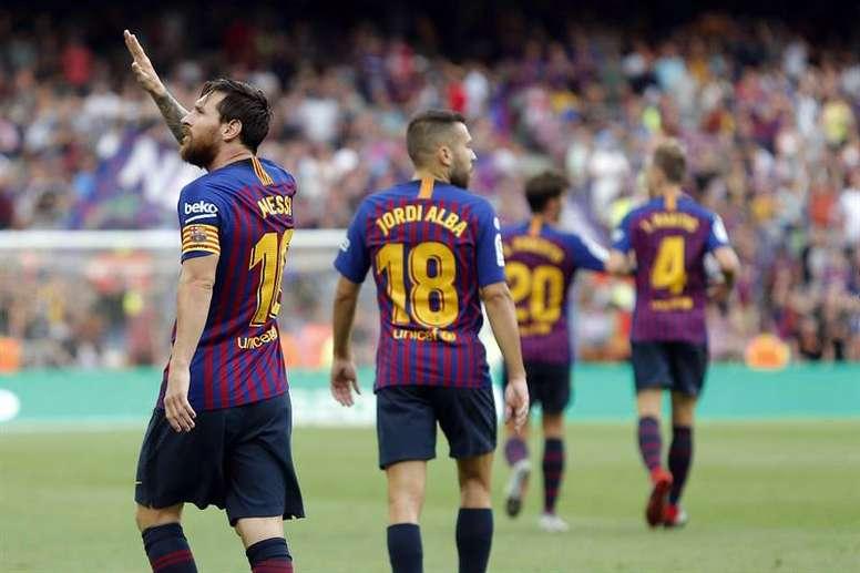 Barça marca oito gols e massacra o Huesca - BeSoccer baf57f2152298