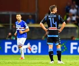 Los de Ancelotti se quedan a ocho puntos de la Juve. EFE