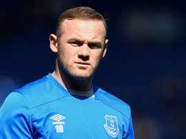 Rooney has left Everton. EFE