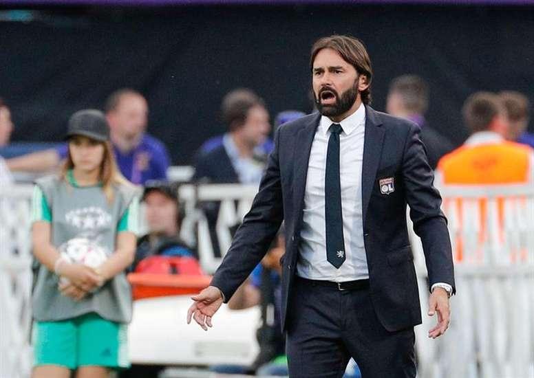 Su equipo se llevó la Champions y él podría ser elegido mejor técnico. EFE