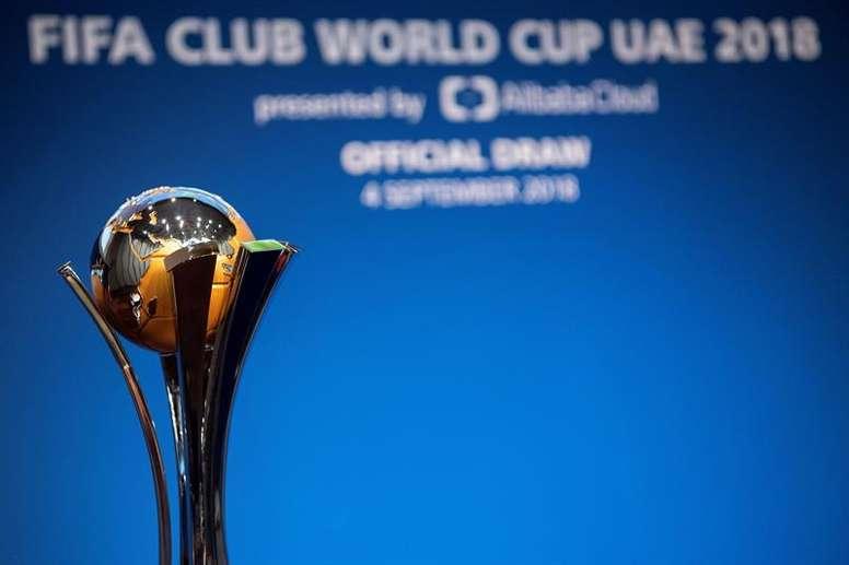 Los equipos del Mundial de clubes 2018. EFE