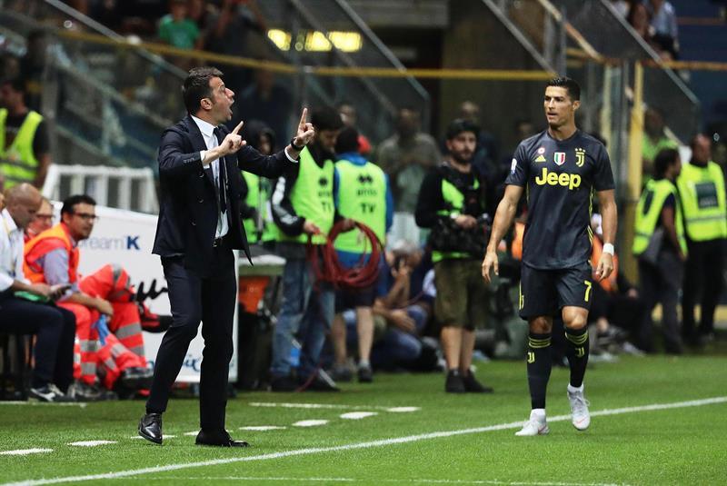 Cristiano Ronaldo gana más que catorce equipos de la Serie A