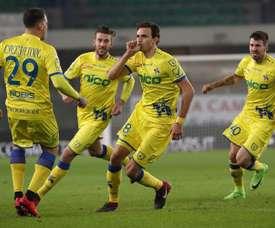 El Chievo Verona buscará hacer cantera en las Islas Canarias. EFE
