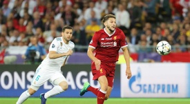 Lallana au PSG, possible ?. EFE/Archivo