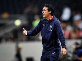 Emery will get his first taste of English cup football. EFE