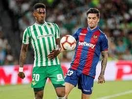 Junior disputó los 90 minutos contra Albania. EFE