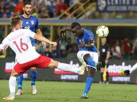 Jorginho, autore del goal del pareggio. EFE