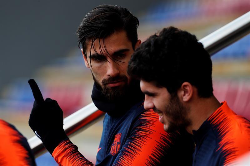 Posibles salidas del Barça: Andre Gomes venta inminente