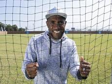 Luis Tejada advirtió que le quedan dos años de fútbol. EFE/Archivo