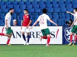 Bulgaria sigue con el pleno de triunfos. EFE