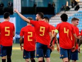 El partido no tendrá trascendencia para los españoles. EFE/Archivo