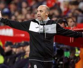 Entre los equipos más destacados que dirigió Monteagudo destaca el Cádiz. EFE