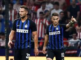 El Inter visita el Camp Nou. EFE/Archivo