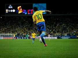 Neymar, perso ? Non. EFE