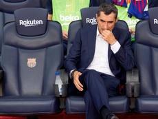 Valverde ya trabaja con más gente. EFE