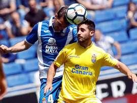 Víctor Sánchez atteindra les 200 matches en Liga. EFE