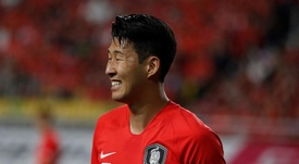 Son Heung-min wants revenge over Mexico. EFE