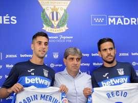 Alguno de ellos podría entrar contra el Villarreal. EFE