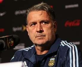 Gerardo Martino habló sobre la situación de Argentina. EFE/Archivo