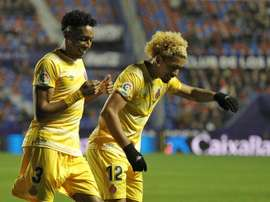 Douglas Luiz admitió que el año que viene le gustaría jugar en el City. EFE/Archivo