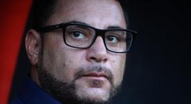 Antonio Mohamed lamentó la derrota contra el Girona. EFE