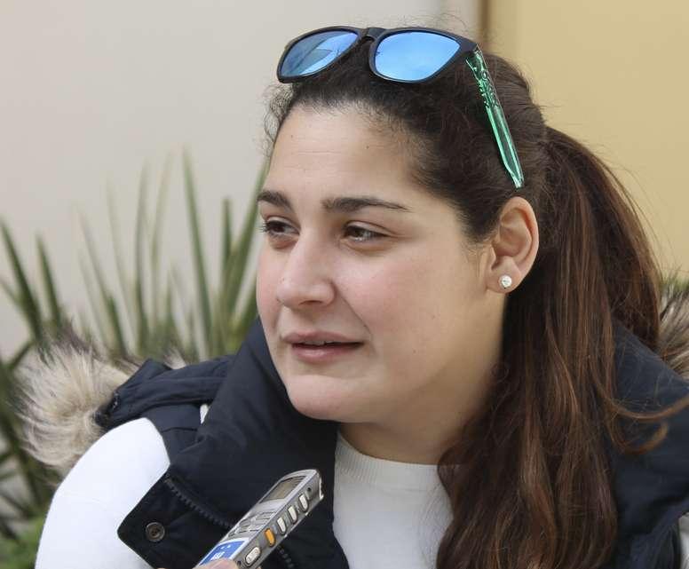 La campeona mundial y subcampeona olímpica Lorena Miranda. EFE/Archivo