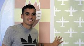 Bordalás no sabe si contará con el jugador para medirse al Sevilla. EFE
