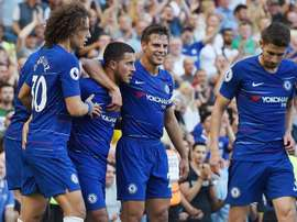 Chelsea will hope to begin their Europa League campaign with a victory. EFE