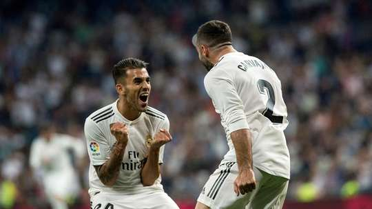 Arsenal are closing in on a loan deal for Ceballos. EFE/Archivo