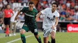 Valencia y Betis buscarán un billete para la final. EFE